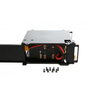 Отсек аккумуляторов DJI Matrice 100 PART03-Battery Compartment Kit