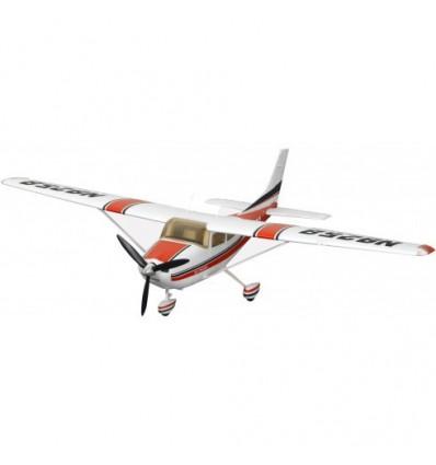 Радиоуправляемый самолет 1010 Cessna Sky trainer 182 V2 spec 2.4GHz RTF