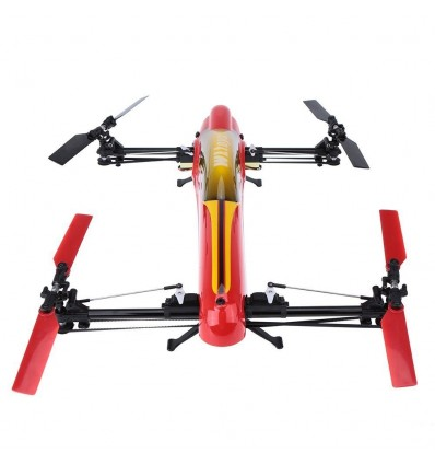 Квадрокоптер WLtoys V383 3D Quadcopter RTF 2.4GHz with Brushless Motor / ESC