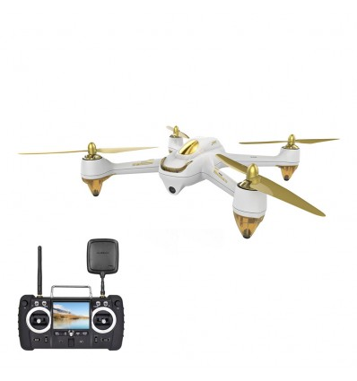 Квадрокоптер Hubsan H501S X4 High edition белый