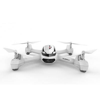 Квадрокоптер Hubsan H502S X4 белый