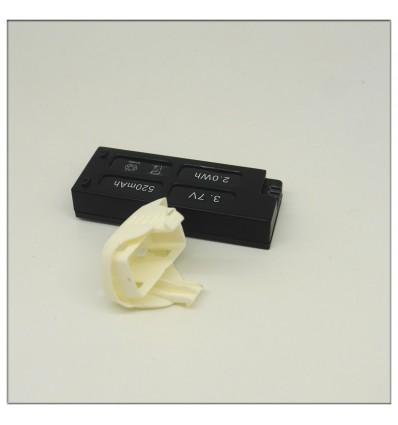 Аккумулятор Hubsan H107D-04 Plus Li-Po battery 3.7V 520mAh