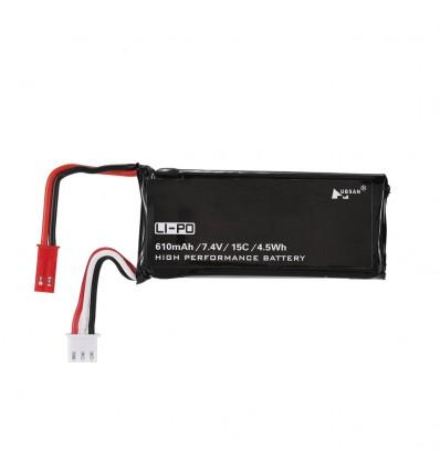 Аккумулятор Hubsan H502-16 Li-Po battery 7.4V 610mAh 15C