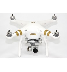 Квадрокоптер DJI Phantom 3 Professional (комплект), 3 АКБ, (Refurbished)