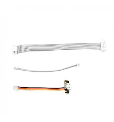 Набор кабелей DJI Phantom 3 Standard Cable Set (Part 81)