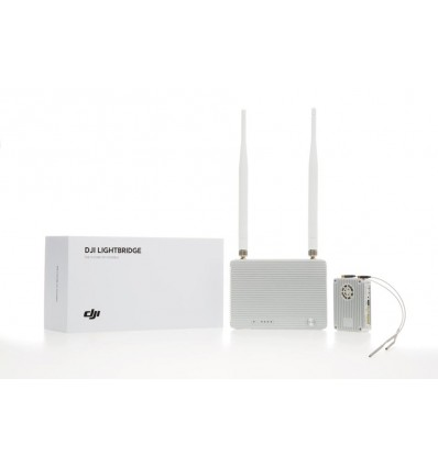 Система передачи видеосигнала DJI LightBridge 2.4G Full HD Digital Video Downlink Refublished