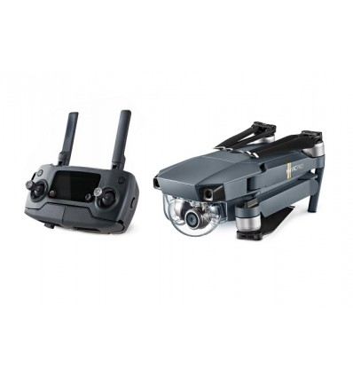Квадрокоптер DJI Mavic Pro Flight More Combo (Refurbished)