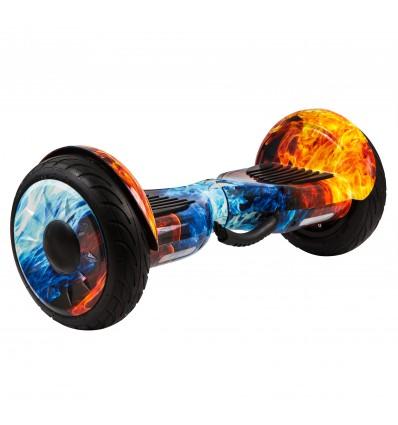 Smart 10.5 balance wheel Огонь и Лёд