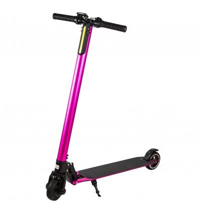 Самокат Elecric Scooter Розовый