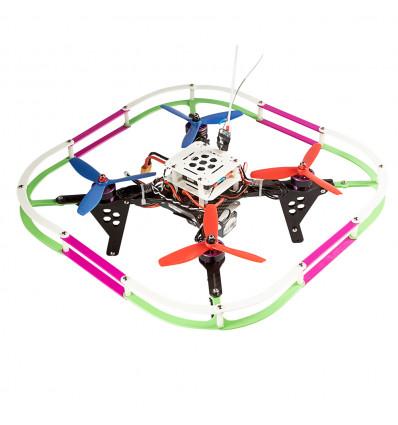 Конструктор программируемого квадрокоптера Феникс 4 pro (беcпаячная комплектация)