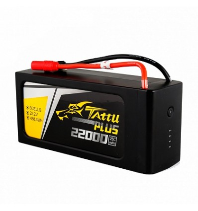Аккумулятор Gens ACE Tattu 22000 mah 6s1p 22.2v