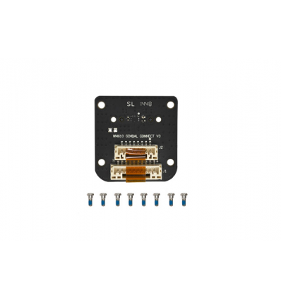 Быстро монтируемый PCBA порт подключения подвеса DJI Inspire 1 Fast-Mounting Gimbal Port (Part 30)