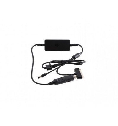 Зарядное устройство (автомобильное) DJI (P4 Part 42 Car Charger Kit)
