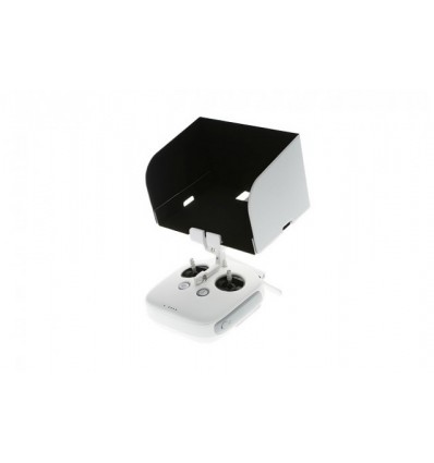 Козырёк для планшетов на пульте управления Inspire 1 Phantom 3 Pro/Adv Remote Controller (Part 57)