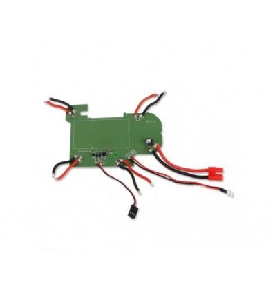 Плата распределения питания Walkera QR X350 Pro Power Board
