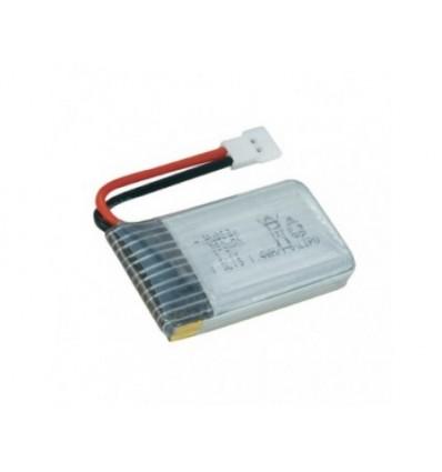 Аккумулятор для квадрокоптера hubsan X4 H107L,H107d,H107c LiPo 20c 3.7V 380mAh