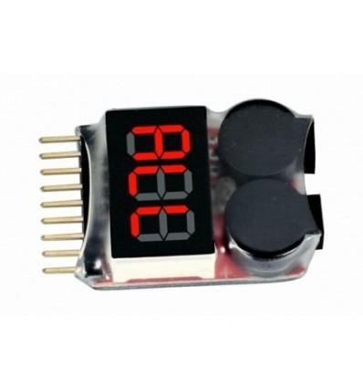 Тестер Li-Po батарей ImaxRC