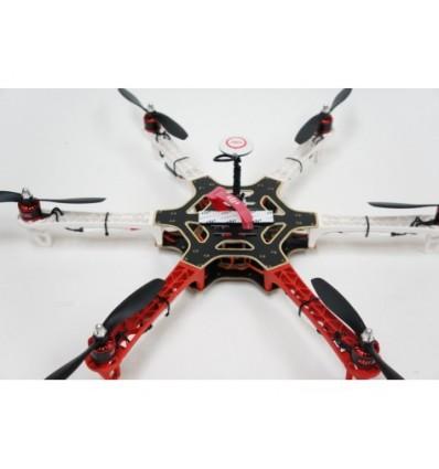 Набор: Naza-M V2&GPS + F550 ARF + F550 landing gear