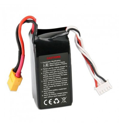 Аккумулятор Walkera Furious 320 Li-po battery (14.8V 2600mAh 25C (4S))