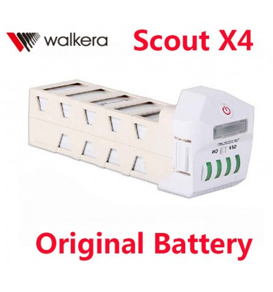 Аккумулятор Walkera Scout X4-Z-22 carbon Li-po battery(22.2V 5400mAh)