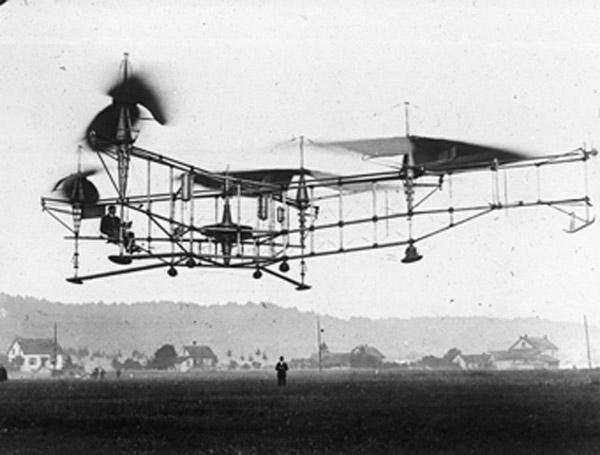 История и будущее квадрокоптеров