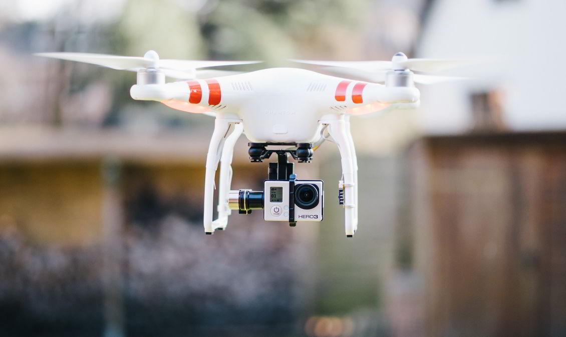 Лучший квадрокоптеры с поддержкой камер GoPro
