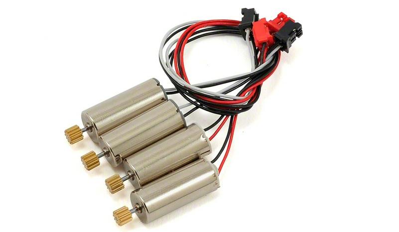 Коллекторные двигатели квадрокоптера обновление пульта mavic air combo pro