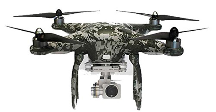DJI Phantom 3 Professional, какой он есть